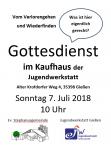 Sommerkirche 2019
